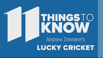 11 things to know about Andrew Zimmern's new Lucky Cricket restaurant