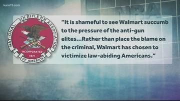 Digital Dive: Walmart stores will stop selling some gun ammunition