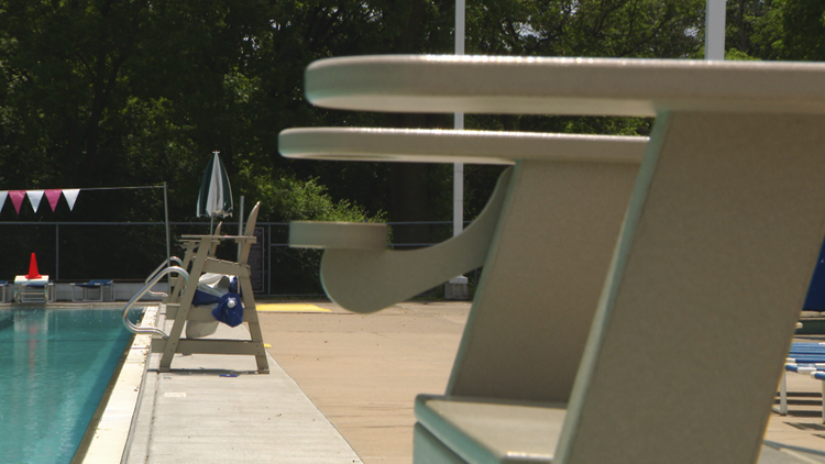St. Paul Parks and Recreation Board opens pool ahead of schedule after sweltering conditions