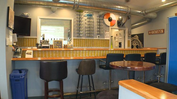 White Bear Meadery tasting room