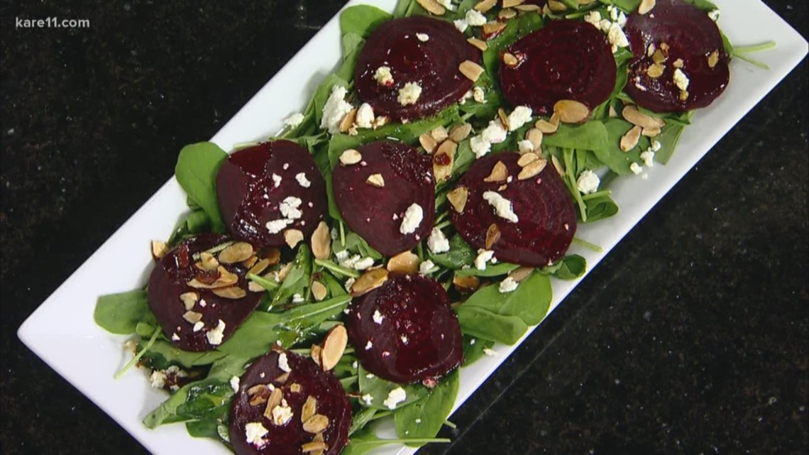 Add color to your Easter with these beet recipes