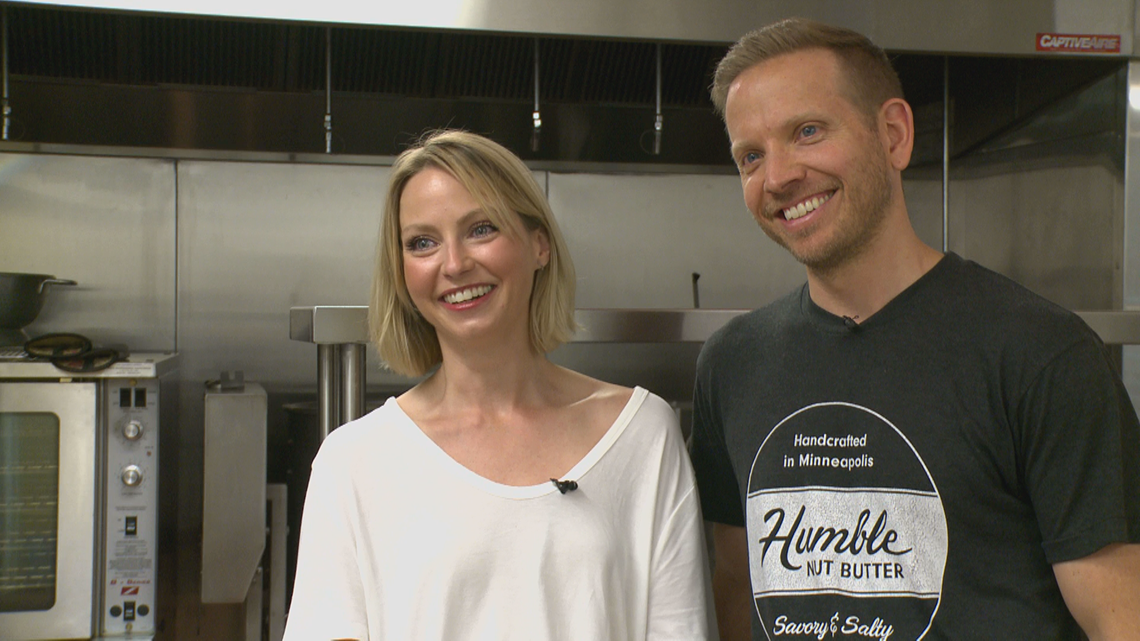 Minneapolis-based 'Humble Nut Butter' serves up savory spreads   kare11.com