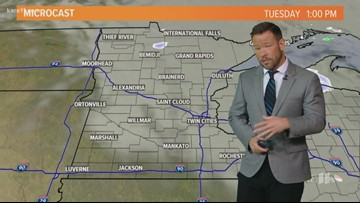 Late morning weather 11-19-2019