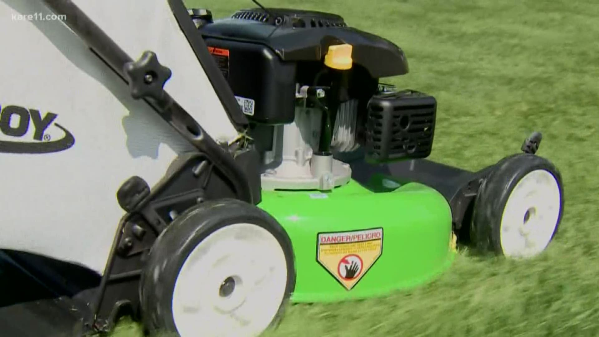 Local Group Of Lawn Care Companies Pledge To Mow Medical Staff S Lawns Free Of Charge Kare11 Com