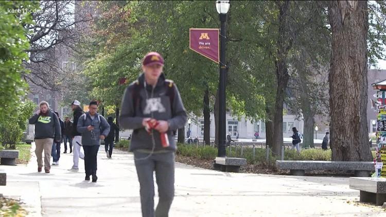 University of Minnesota sees enrollment spike for fall 2021