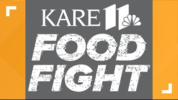 Donations for the KARE 11 Food Fight accepted at sites across the Twin Cities