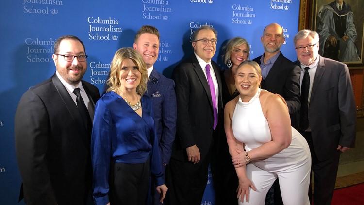 KARE 11 receives 2 Alfred I. duPont-Columbia Awards