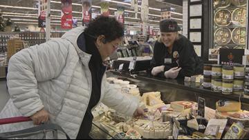 New Hope Hy-Vee cheesemonger is not your average cheesemonger