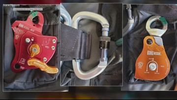 Rescue equipment stolen during St. Paul Fire training