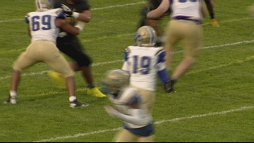 Holy Angels 51, DeLaSalle 0