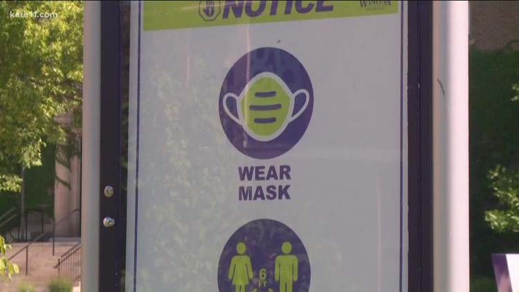 U of M brings back indoor mask requirement, vaccinated or not
