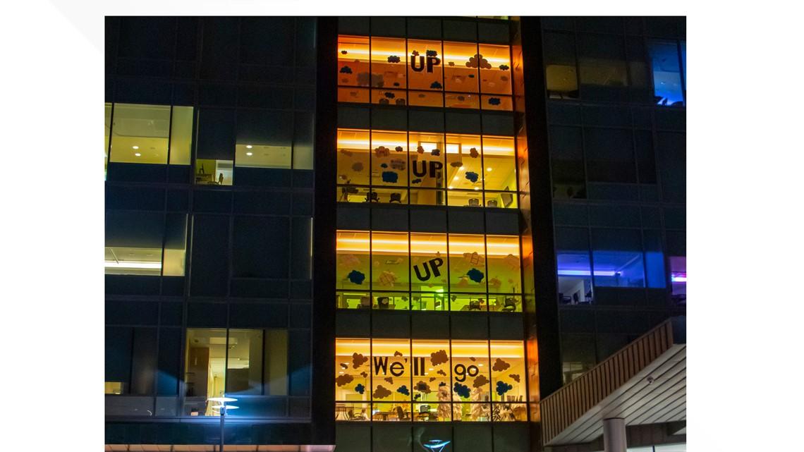 Minnesota Nurses Honor Zach Sobiech With Window Art