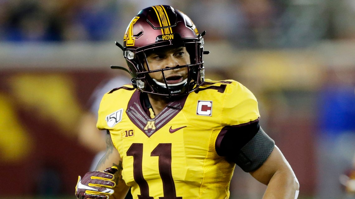 Gopher safety Winfield Jr. to wait on NFL decision