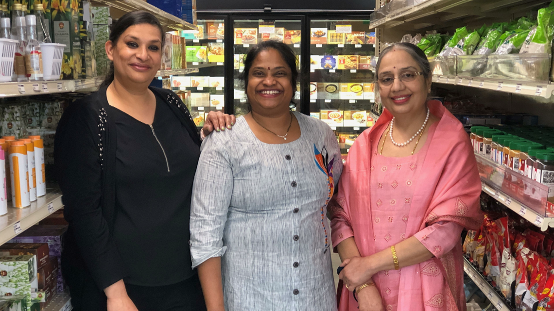 Longtime friends open 'Fresh India Grocery and Eatery' in Woodbury