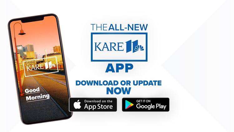 KARE 11 has a new app, download it here