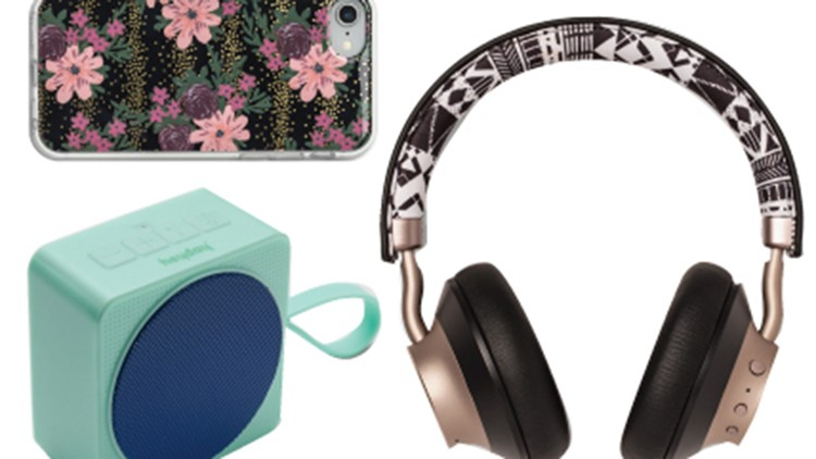 Kare11 target unveils 3 new brands heyday is a new and first ever tech brand from target featuring cell phone covers headphones and more forumfinder Images