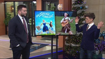 Jana Shortal watches 'The Sound of Music' for the first time