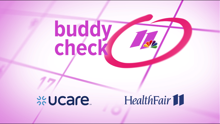 Buddy Check 11 - Take charge of your health