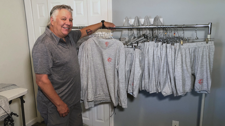 St. Paul fire captain creates 'UnderGuardian' apparel in hopes of reducing firefighter cancer rates