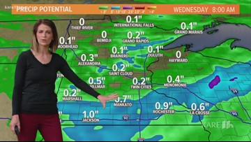 Late morning weather 6-11-2019