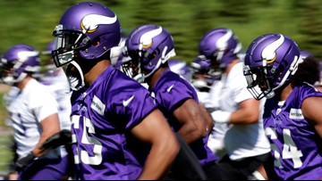 11 things to watch for at Vikings camp