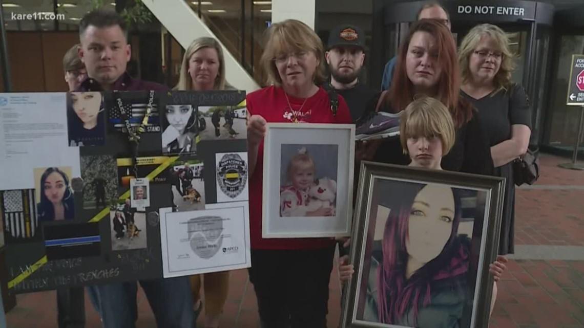 Wrong-way driver sentenced in fatal crash killing a 911 dispatcher