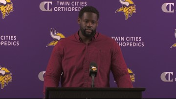 Shamar Stephen talks about being back with the Vikings