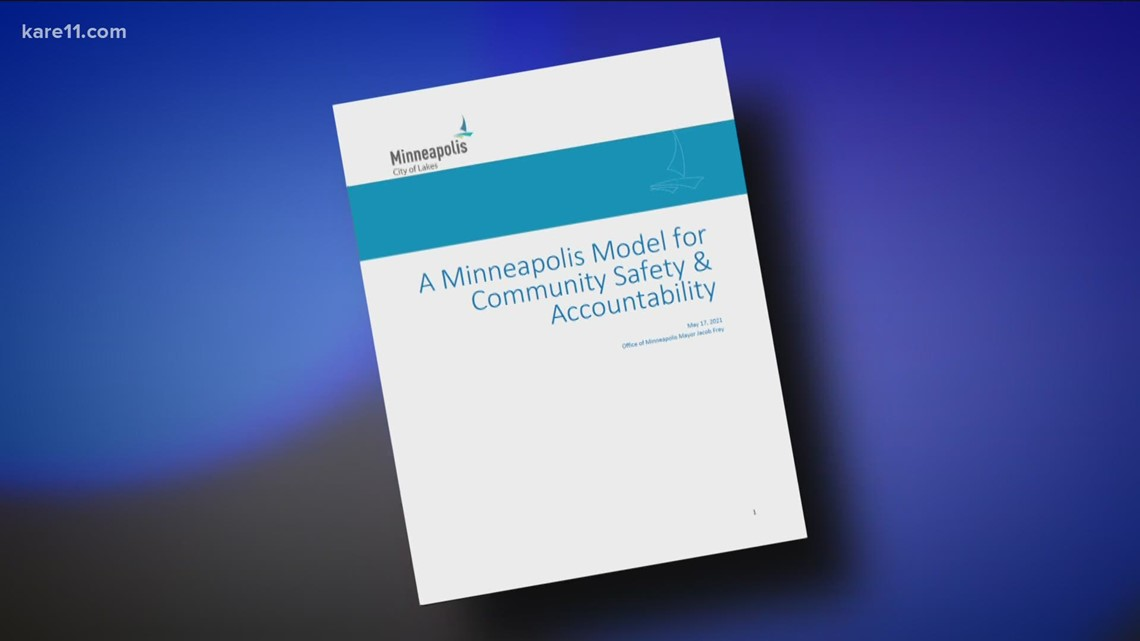 Minneapolis city leaders unveil new community safety model
