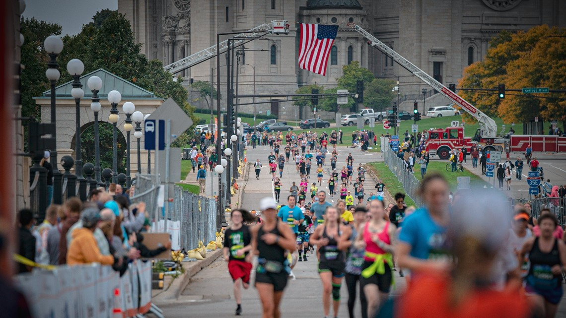 PHOTOS: 2021 Medtronic Twin Cities Marathon