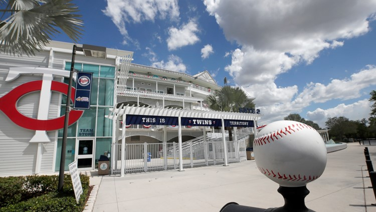 Twins to allow limited fans at Spring Training games in Florida