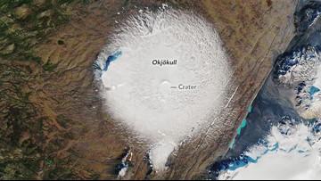 Sven Explains: Icelandic glacier memorial
