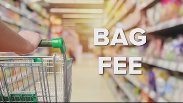 MPLS City Council discuss bag fee to curb bag use