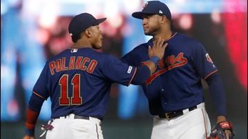 Twins top Astros 6-2, remain best in AL