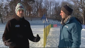 The City of Lakes Loppet begins during arctic blast