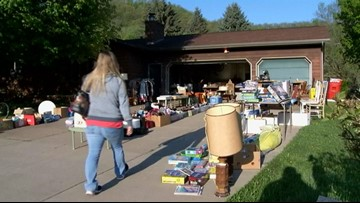 Garage sale gold: Make more money from your stuff