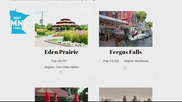 MN Monthly looking for 'Minnesota's Best Town'