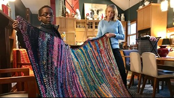 11-year-old Wisconsin crochet prodigy scores book deal