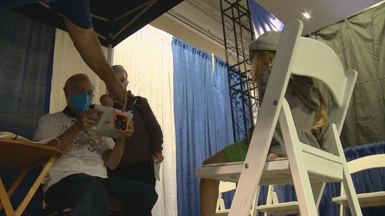 Health Fair 11 at the Fair: Lions KidSight checks children's vision