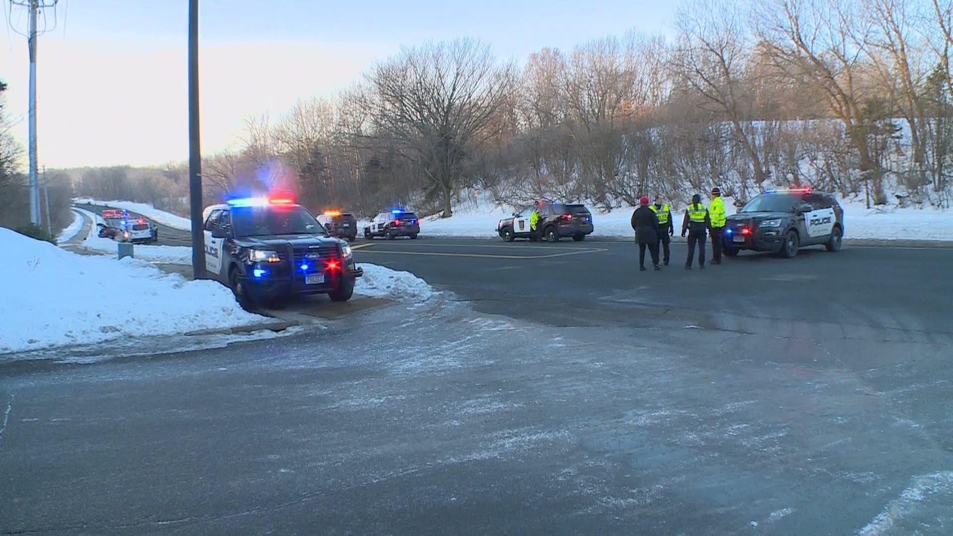 Two Dead In Eagan Morning Rush Hour Crash Kare11 Com