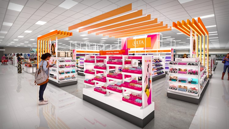13 Target and Ulta Beauty mini shops now open in Minnesota, 100 nationally in August