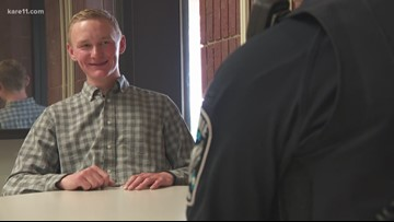 Minnesota teen hosting community policing discussion