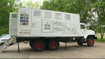 Mobile marketplace features Minnesota artisans
