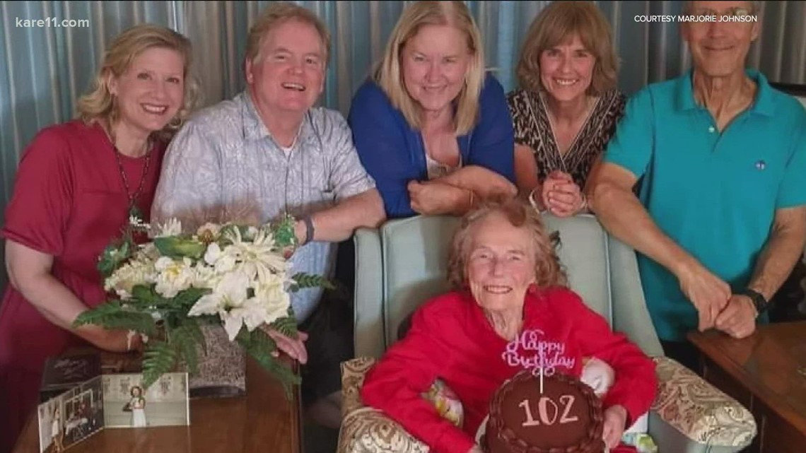 Catching up with Blue Ribbon Baker Marjorie Johnson after 102nd birthday