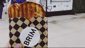BRIM's first State Fair features Grilled Sota Sandwich