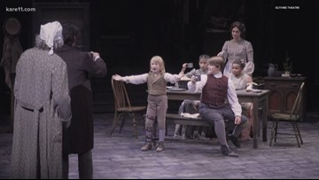 Holiday classic: A Christmas Carol returns to the Guthrie