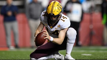 Gophers placeholder Casey O'Brien opens up about inspirational moment