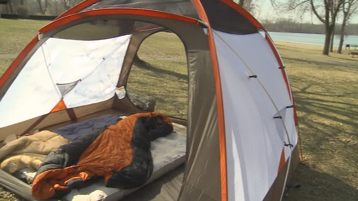 YMCA offers spring camping for seniors