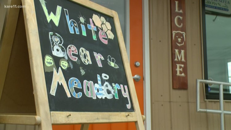 White Bear Meadery invites you to 'Drink like a Viking'