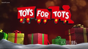 Toys for Tots 5 p.m. 12-4-2017