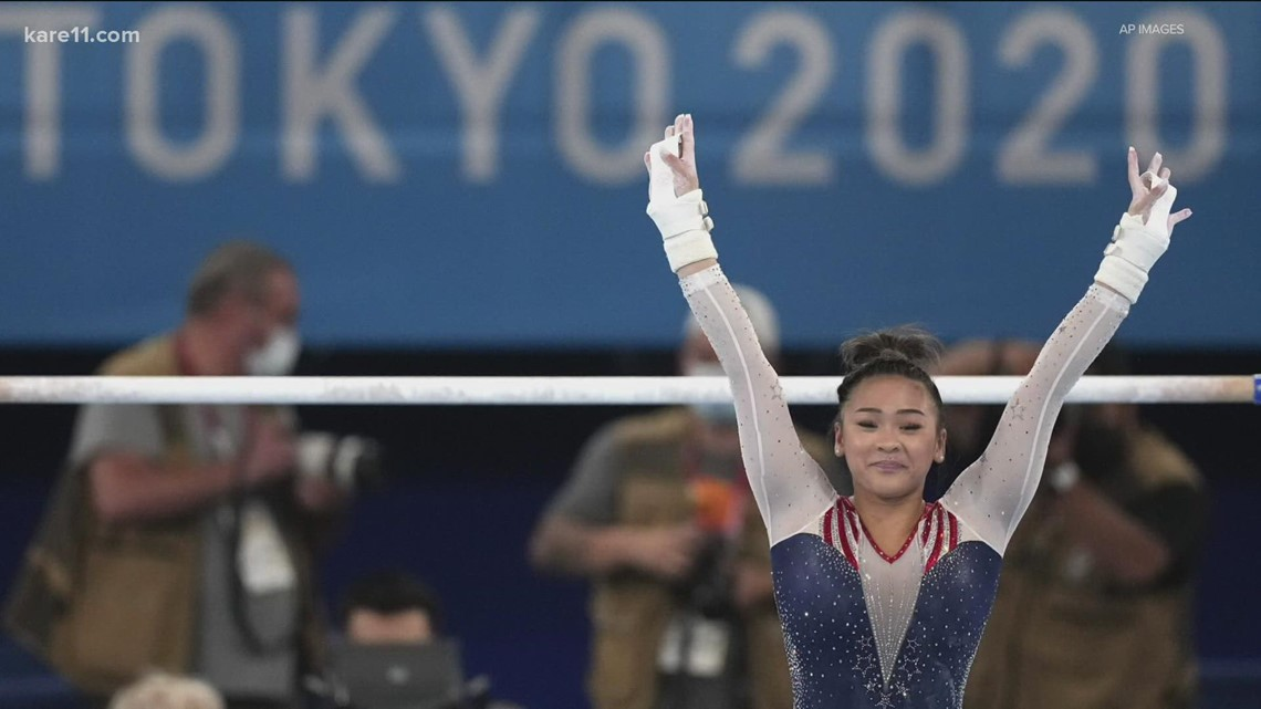 Sunisa Lee's Olympic success comes with a ton of publicity